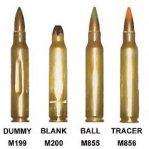 Jenis Peluru 5,56 × 45 mm